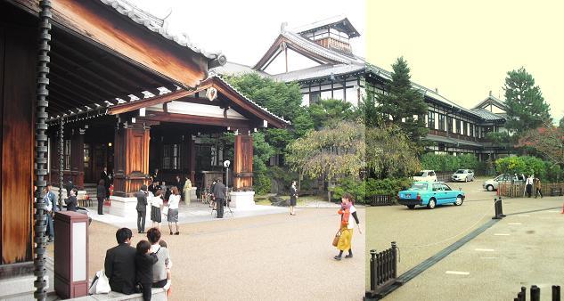3 奈良ホテル・本館方面