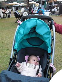11 奈良公園のフード市