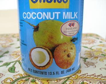 2 ココナッツミルク