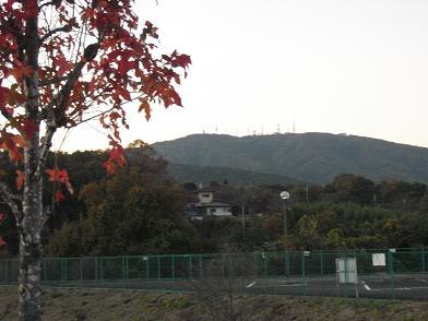 6 生駒山遠望