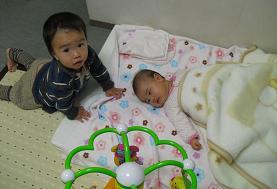 2 孫たち