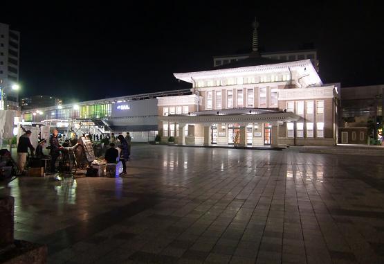 10 JR奈良駅前