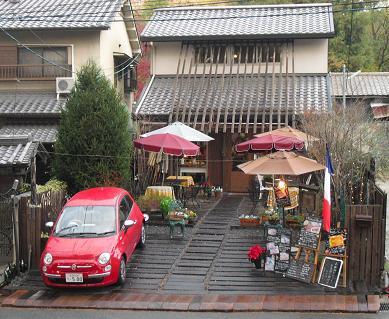 18 古都の喫茶店