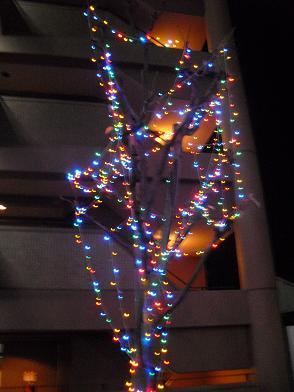 1 クリスマスツリー