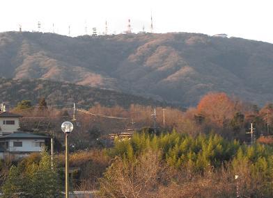 1 生駒山