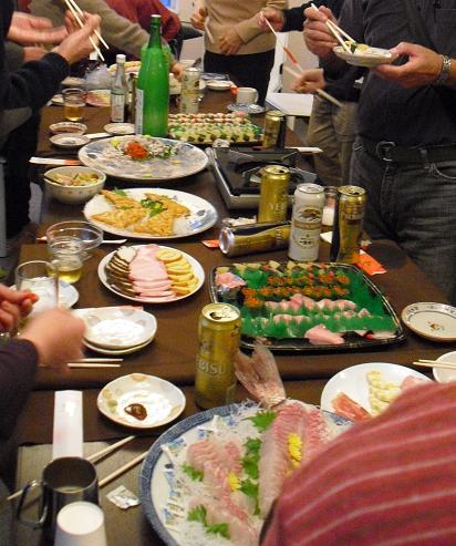 6 新年会・料理