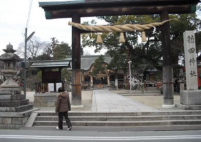 4 龍田神社