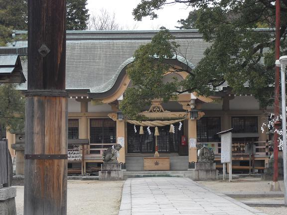5 龍田神社