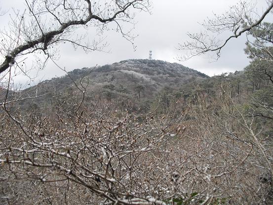 4 六甲山・最高峰方面