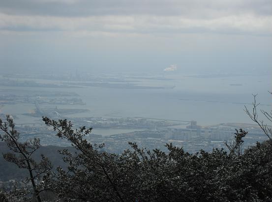 5 大阪湾・方面