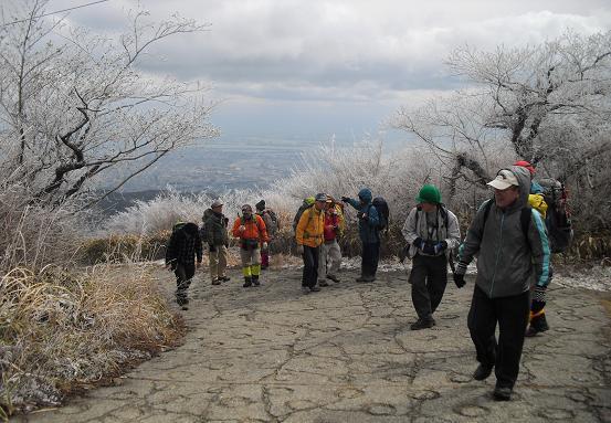7 六甲山・最高峰へ