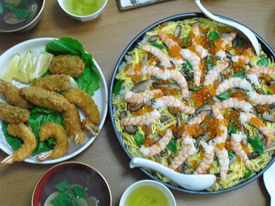 4 ひな祭り・料理