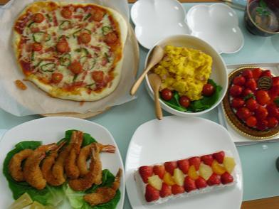 5 ひな祭り・料理