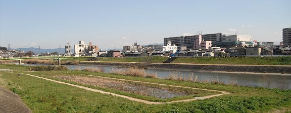 4 王寺町の景色