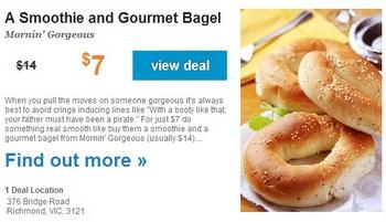 bagel deal