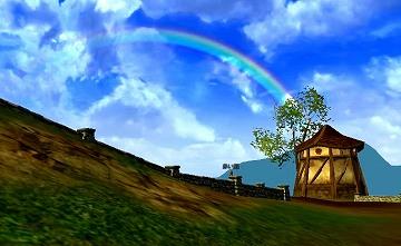 ホビット庄は虹だらけ?