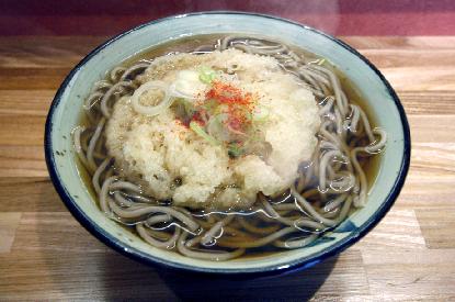 24天ぷら