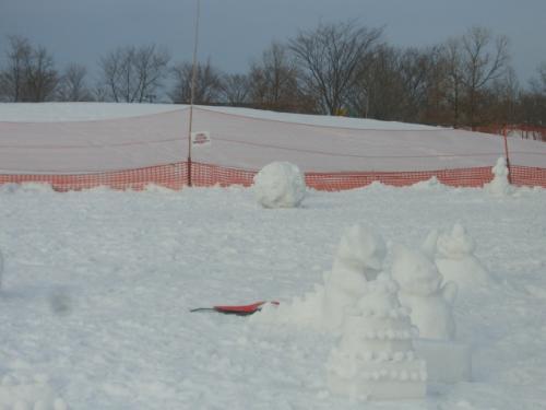 雪だるま8