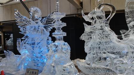 六甲山 氷の祭典 (8) - コピー