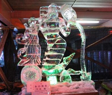 六甲山 氷の祭典 (23)