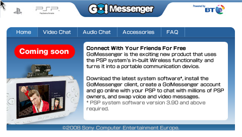 GO!Messenger