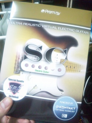 SC Electric Guitar