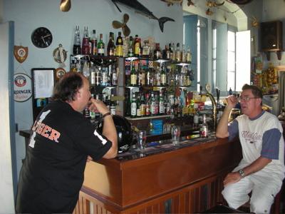 Gleneagles Bar  3