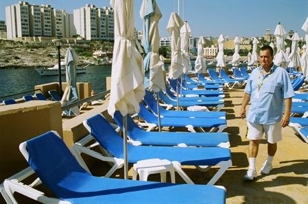 ESEビーチクラブ・チェア