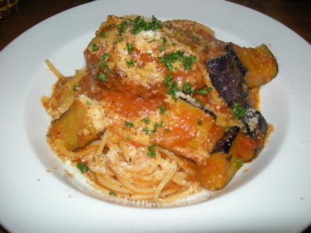 ホルペッティのスパゲッティ