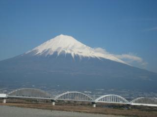 2008正月富士山