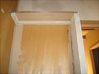 0213洗面所造作棚