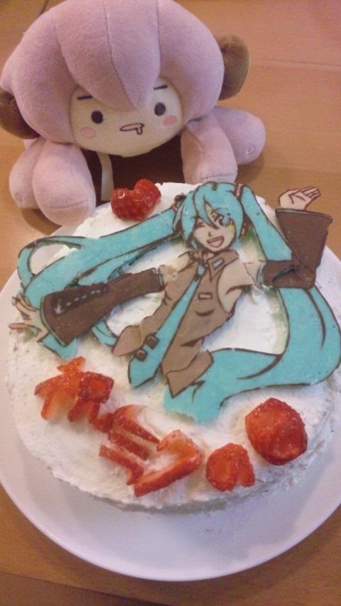 嫁ケーキ!