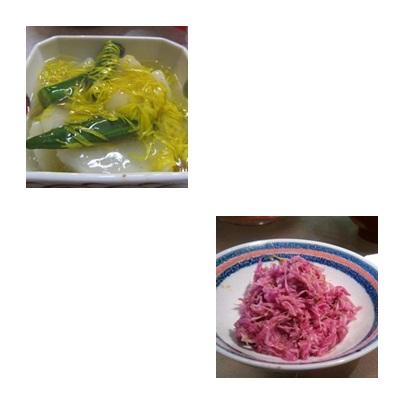 頂きもので作った料理