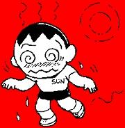 一気に暑くなったこの時期は 「 熱中症 」 に注意 !!