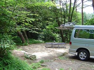 保古の湖キャンプグラウンド