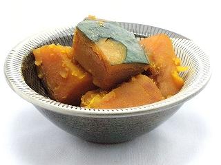 かぼちゃの定番 「 煮付け 」