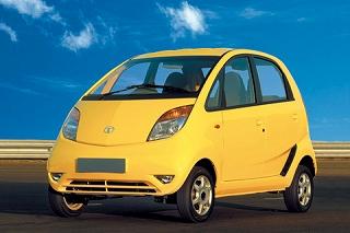 「 世界一安い車 」 タタ・モーターズ ( インド ) の ナノ