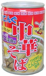 中華そば缶