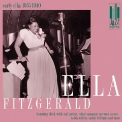 Ella Fitzgerald(Out Of Nowhere)