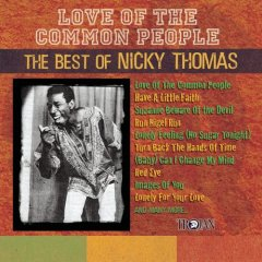 Nicky Thomas(Let It Be)
