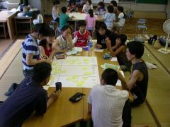 8月12日チラシWS企画会議