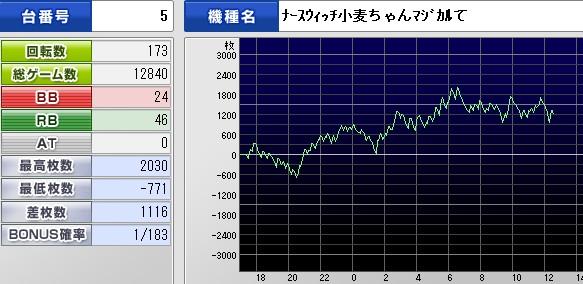 小麦ちゃん12戦目