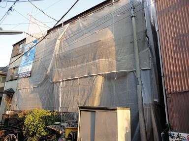 未来住建外壁塗装①