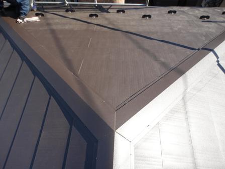 未来住建屋根葺き替え工事⑥