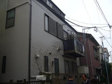 未来住建外壁、屋根塗装②