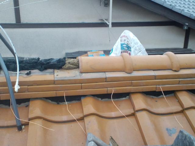 未来住建屋根修理②