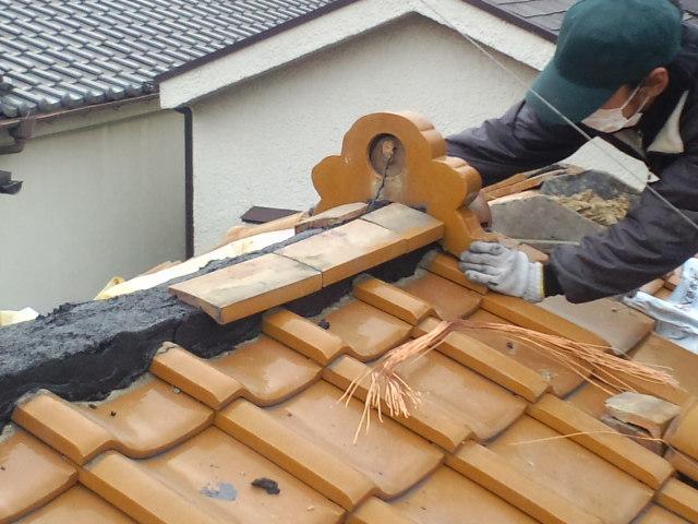 未来住建屋根修理①