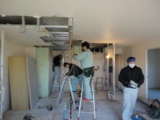 みらい住建 マンションリフォームⅡ2月9日①