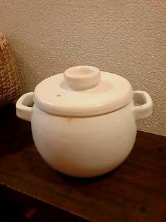 小谷田さんの土鍋