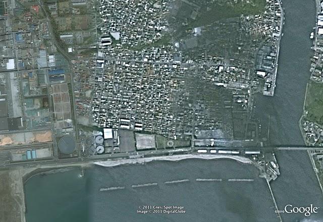 2007年 宮城県石巻市南浜町